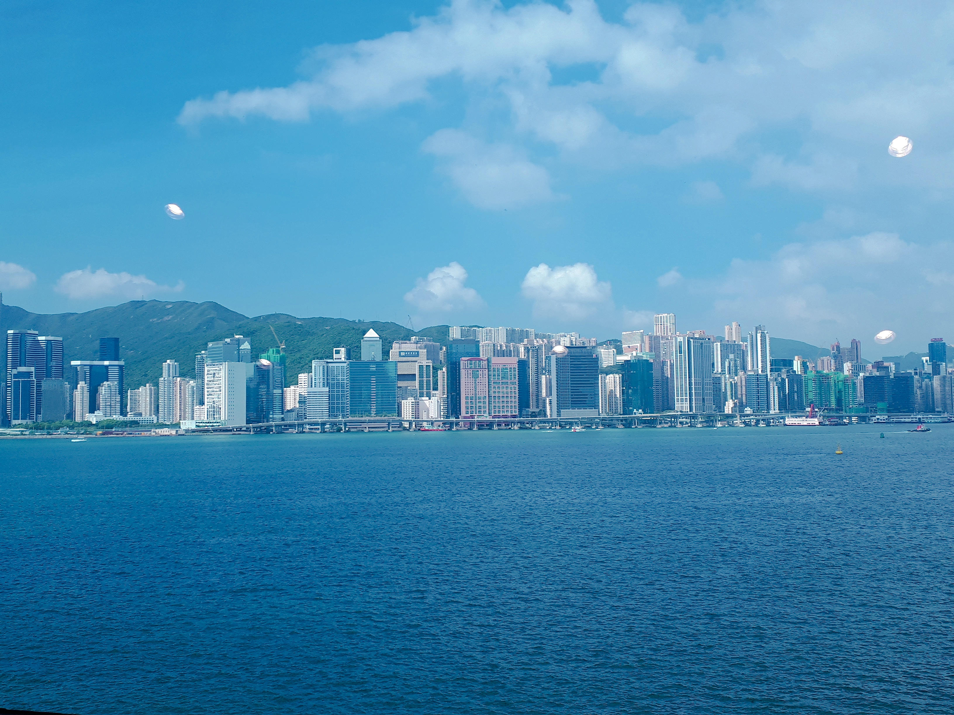 HK daytime overview