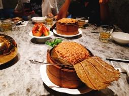 TST Dinner
