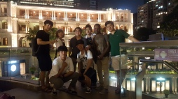 TST squad night
