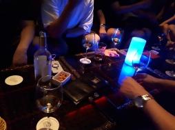 Wan Chai and Wine