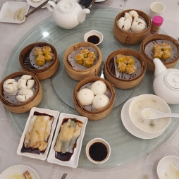 Yummy HK dinner